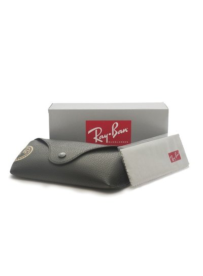 Ray-Ban Clubmaster Oversized - RB4175 877/4T | Ray-Ban Zonnebrillen | Fuva.nl