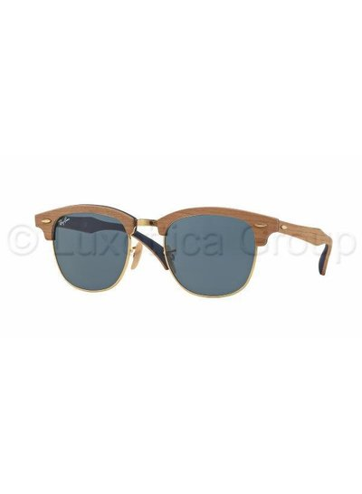 Ray-Ban Clubmaster M - RB3016 1180R5 | Ray-Ban Zonnebrillen | Fuva.nl
