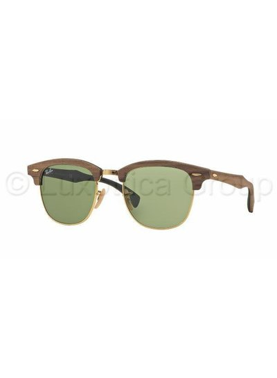 Ray-Ban Clubmaster M - RB3016M 11824E | Ray-Ban Zonnebrillen | Fuva.nl