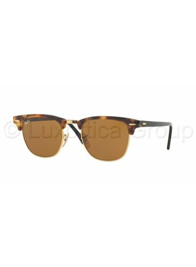 Ray-Ban Clubmaster - RB3016 1160   Ray-Ban Zonnebrillen   Fuva.nl