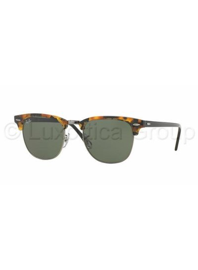 Ray-Ban Clubmaster - RB3016 1157   Ray-Ban Zonnebrillen   Fuva.nl