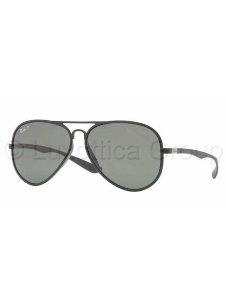 Ray-Ban Liteforce - RB4180 601S9A Gepolariseerd