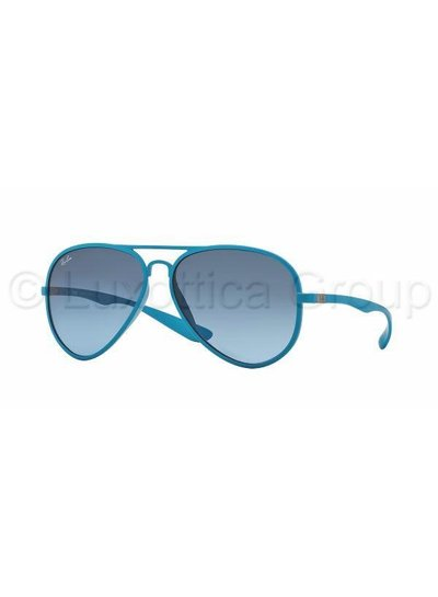 Ray-Ban Aviator Liteforce - RB4180 60848F | Ray-Ban Zonnebrillen | Fuva.nl
