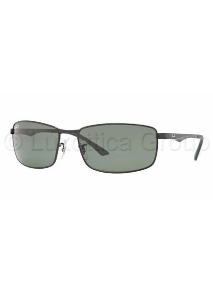 Ray-Ban RB3498 - 002/9A Gepolariseerd