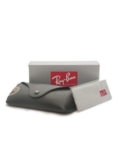 Ray-Ban Wayfarer Liteforce - RB4195 601S9A Gepolariseerd | Ray-Ban Zonnebrillen | Fuva.nl