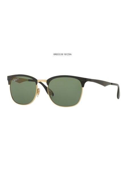 Ray-Ban RB3538 - 187/9A Gepolariseerd