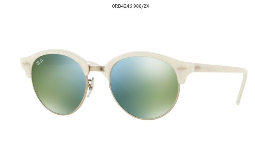 Ray Ban Clubmaster Rond « Heritage Malta 2a4c7606d04e