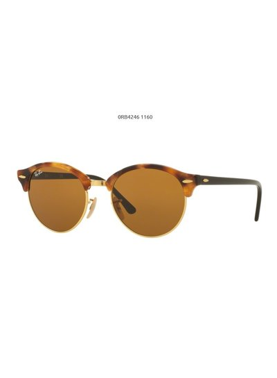 Ray-Ban Clubround - RB4246 1160 | Ray-Ban Zonnebrillen | Fuva.nl