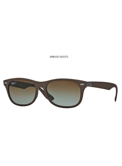 Ray-Ban RB4207 6033T5 | Ray-Ban Zonnebrillen | Fuva.nl