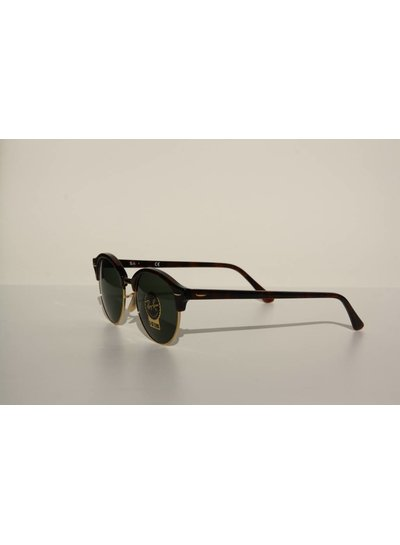 Ray-Ban Clubround - RB4246 990   Ray-Ban Zonnebrillen   Fuva.nl
