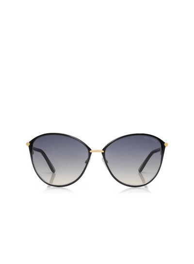 Tom Ford - FT0320 28B | Penelope Vintage Round Sunglasses