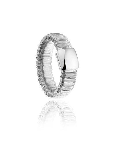 Zilveren ring - R53 | Ringen | Sieraden online bestellen | Fuva.nl