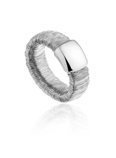Zilveren ring - R54 | Ringen | Sieraden online bestellen | Fuva.nl