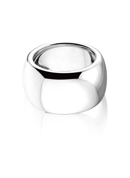 Zilveren ring - R633