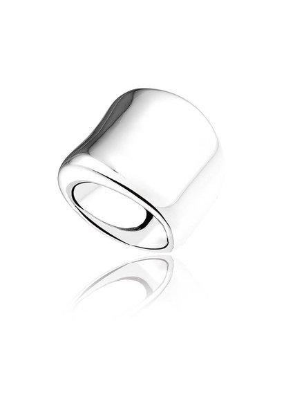 Zilveren ring - R634