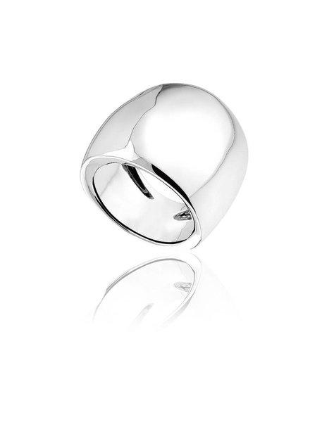Zilveren ring - R638