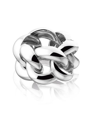 Zilveren ring Gourmette | Ringen | Sieraden online bestellen | Fuva.nl - Copy