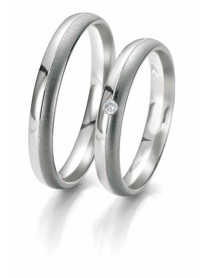 Trouwringen Black & White | Trouw- Verlovingsring | Ringen | Sieraden online bestellen | Fuva.nl