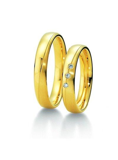 Elegante trouwringen voor hem en haar | Trouw- Verlovingsring | Ringen | Sieraden online bestellen | Fuva.nl