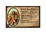 Defenders Of The Realm - Barbarian Exp.