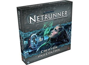 Android Netrunner LCG Creation And Control E.