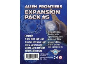 Alien Frontiers Expansion Pack 5