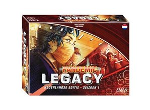 Pandemic Legacy Red NL