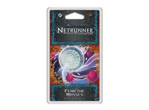 Android  Netrunner LCG Fear The Masses DP
