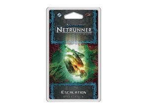 Android Netrunner LCG Escalation Data Pack
