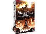 Attack on Titan - Deck Building Game