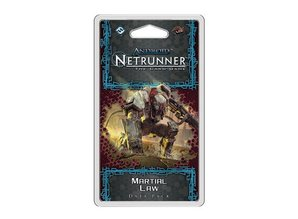 Android Netrunner LCG Martial Law DP