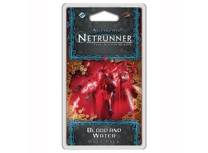 Android Netrunner LCG Blood and Water DP