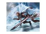 PLAYMAT Final Fantasy TCG Advent Children Could