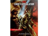 D&D 5.0 Tomb of Annihilation TRPG