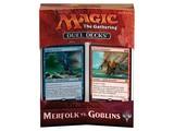 MTG Duel Decks - Merfolk vs Goblins