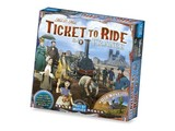 Ticket to Ride - France - Old West Maps