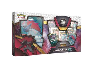 POK TCG Shining Legends Zoroark GX Coll.