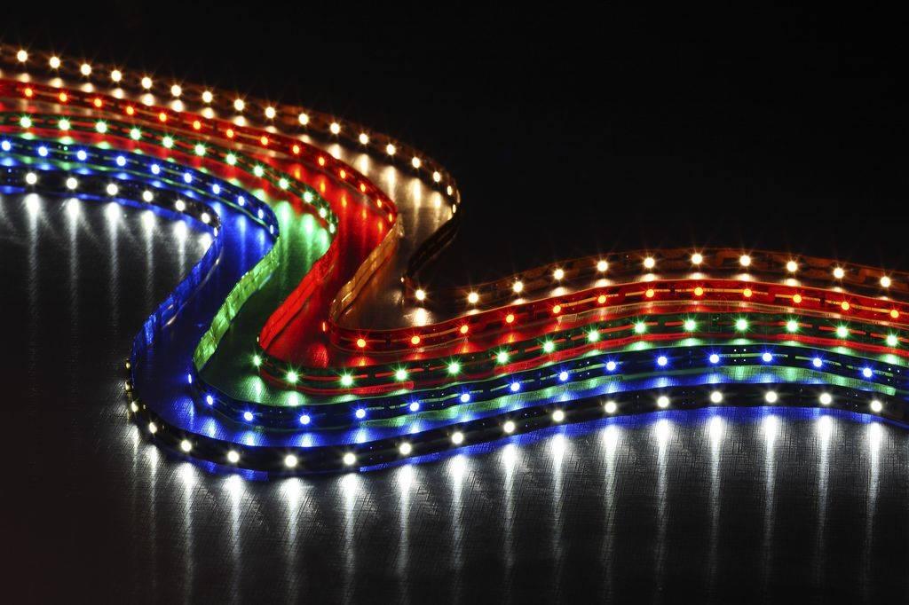 Vallas LED Strip 10W/m Wit