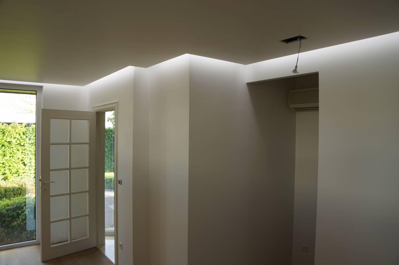 LED als volwaardige verlichting - Realisaties: Bureelverlichting ...