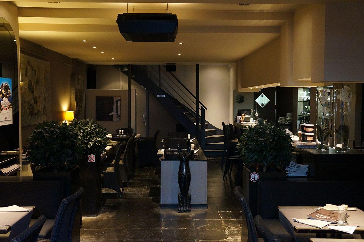 Realisaties: Relighting project Restaurant
