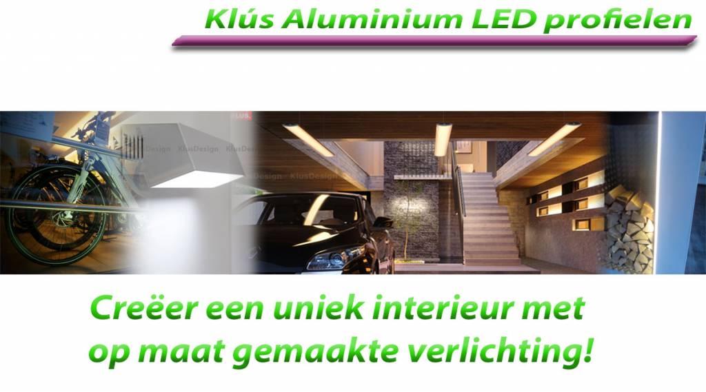 Aluminium LED profielen