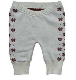 Hopsan Hopsan Solid Snowstar Pant