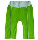 Hopsan Hopsan Piping Pant Green/Creme