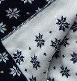 Hopsan Hopsan Blanket Navy/Creme