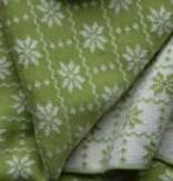 Hopsan Hopsan Blanket Green/Creme