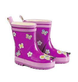 Kidorable Kidorable Butterfly Rain Boots