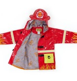 Kidorable Kidorable Waterproof Fireman Rain Coat