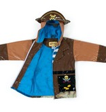 Kidorable Kidorable Waterproof Pirate Rain Coat