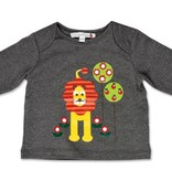 Olive & Moss Olive & Moss Louis the Lion Classic Day Long Sleeved T-Shirt