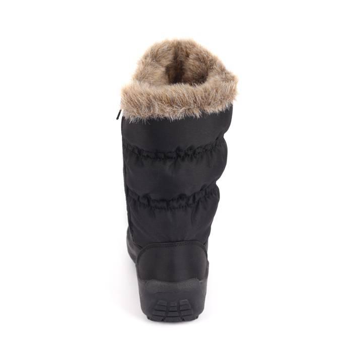 Antarctica Ladies Snow Boot Black